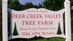 Deer Creek Valley Tree Farm