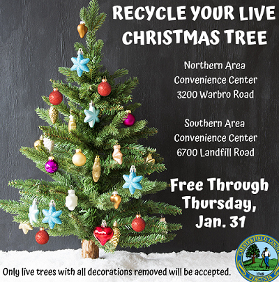 Christmas Tree Recycling Near Me.Virginia Where And How To Recycle Your Christmas Tree After